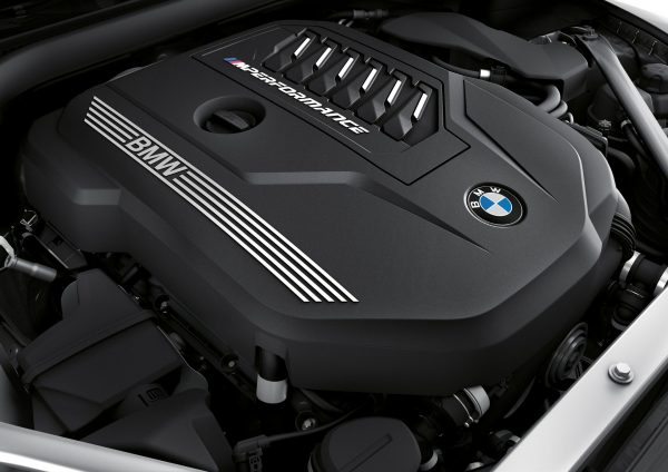 BMW Z4 sDrive30i M Sport เครื่องยนต์