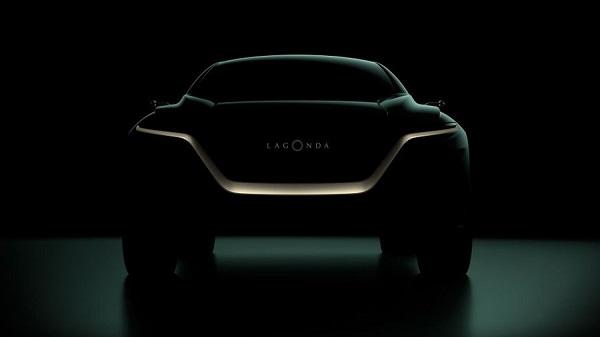 Aston martin จับมือกับ Lagonda ความหรูคู่ความแรงก็บังเกิด