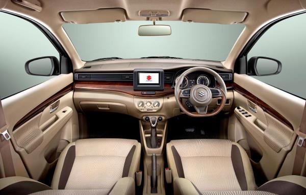 รถครอบครัว 7 ที่นั่ง All New Suzuki Ertiga 2020