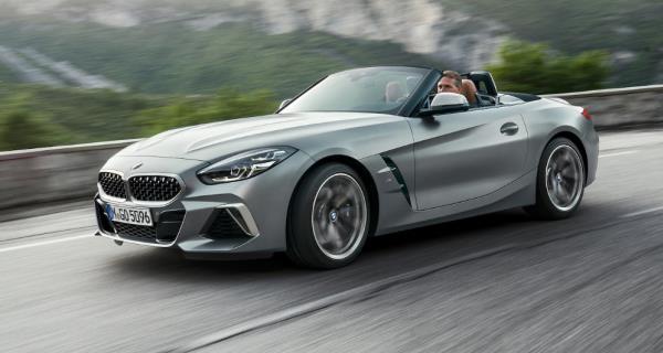 พาชม BMW Z4 M40i สุดยอดรถยนต์เหนือระดับในปี 2019
