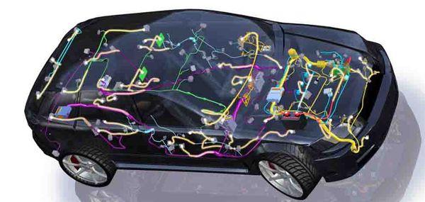 สายไฟรถยนต์ที่ยังไงรถใหม่ก็ย่อมดีกว่าและไม่ได้เปลี่ยนกันบ่อยๆ