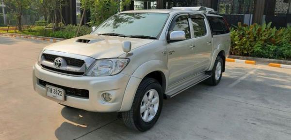 Toyota 4RUNNER ปี 2009 รถกระบะที่เน้นการใช้งานที่หลากหลาย