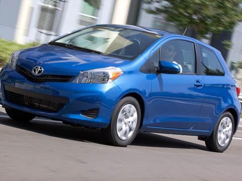 Toyota Yaris 2006 และ Toyota 2012 คุ้มค่าแก่การใช้งานมากที่สุด