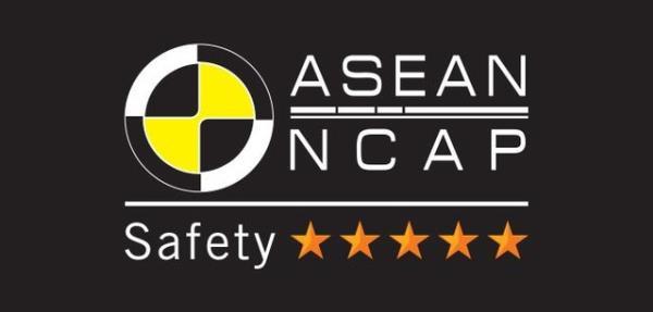 5 ดาว ด้านความปลอดภัยจาก ASEAN NCAP