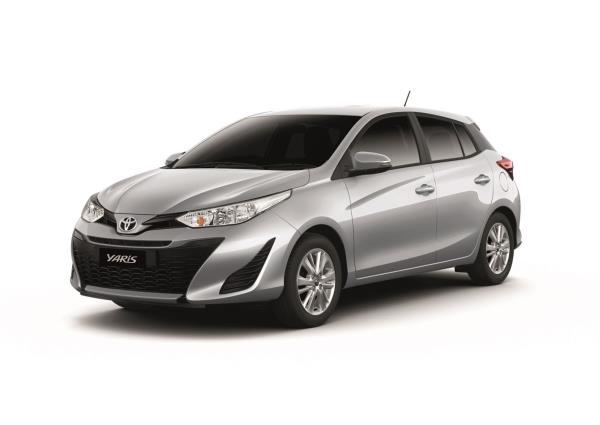 Toyota Yaris กับดีไซน์เรียบ หรูหรา