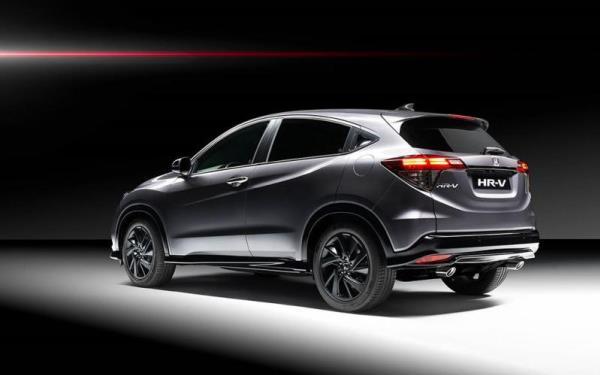Honda HR-V Sport 1.5 Turbo การออกแบบภายนอกเน้นความหรูหรายิ่งขึ้น