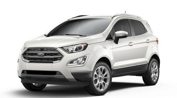 รถยนต์ Ford EcoSport อีกหนึ่งคันที่น่าใช้แต่ไม่ได้ไปต่อ