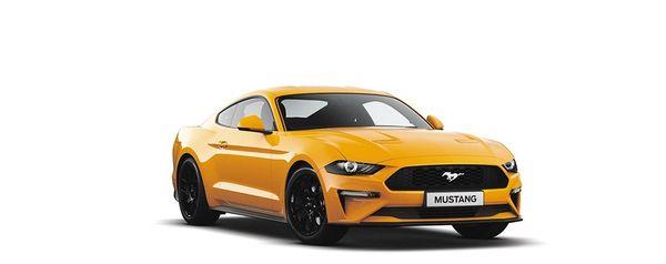 Ford Mustang เน้นความหรูหราและสมรรถนะ