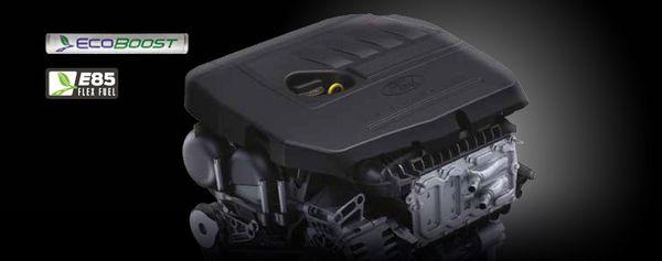 เครื่องยนต์ Ford Focus เป็นแบบ 1.5L GTDi EcoBoost Turbo แรงดั่งใจ
