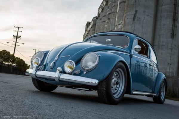 รวมรถ Volkswagen Beetle สวยๆ น่าขับ