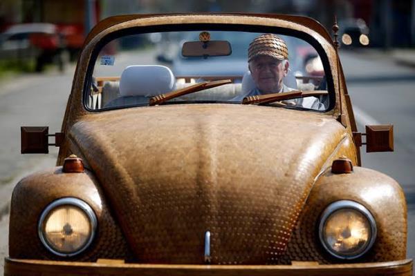 รวมรถ Volkswagen Beetle สวยๆ