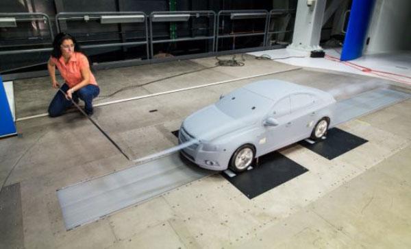 การพิมพ์สามมิติของชิ้นส่วนยานยนต์ในตลาดรถ