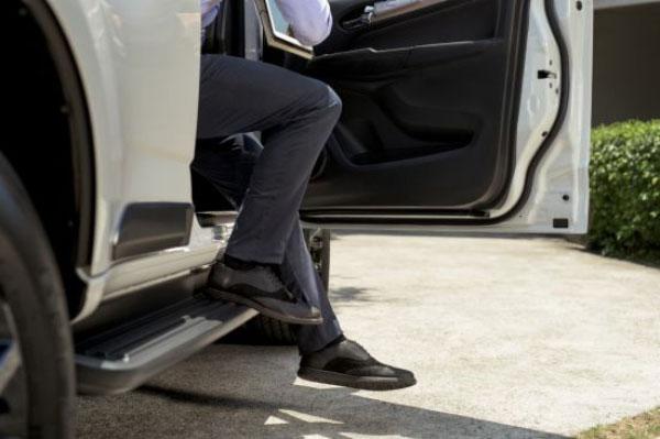 ผลกระทบของประชากรสูงอายุในการใช้รถยนต์