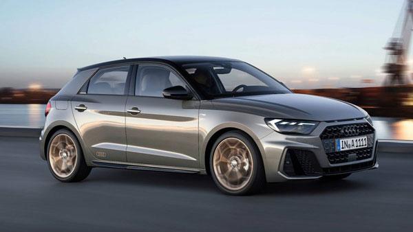 Audi A1 2019 กับการการออกแบบภายนอกเน้นความหรูหรายิ่งขึ้น