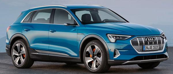 Audi e-tron 2019 ที่เตรียมจ่อเข้าตลาดรถไทยเร็วๆ นี้