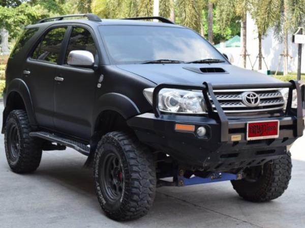 หาซื้อรถมือสอง Toyota Fortuner 2005 ที่ตลาดรถออนไลน์ได้อย่างสัดวกรวดเร็ว