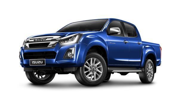 Isuzu คว้าอันดับ 2 ตลาดรถยนต์เพื่อการพาณิชย์ ช่วงเดือนกุมภาพันธ์ 2562