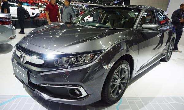 Honda Civic ปี 2019 รุ่นใหม่ล่าสุด ที่คนไทยให้ความสนใจอย่างมาก