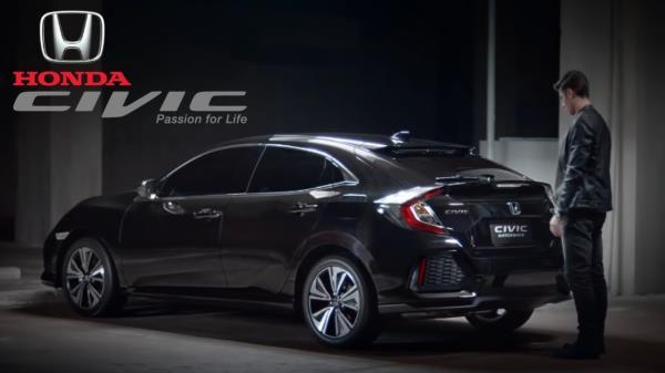 Honda Civic Hatchback รุ่นใหม่ที่ออกมาตอบโจทย์ได้เป็นอย่างดี