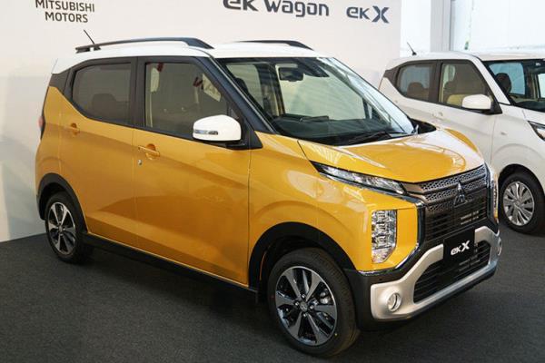 Mitsubishi eK X มาในสไตล์ดุดันและทรงพลังต่างจาก Kei Car ทั่วไปในตลาดรถ