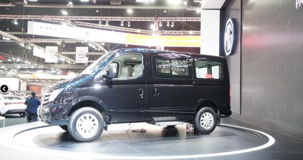 MG V80 รถใหญ่ 11 ที่นั่ง เปิดที่ 988,000-1,038,000 บาท เปิดตัวในงาน Bangkok Motor show ครั้งที่ 40