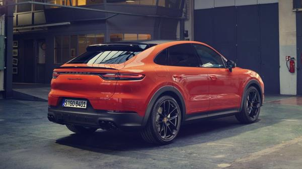 Porsche Cayenne Coupe อเนกประสงค์ตัวถังใหม่ที่สปอร์ตขึ้นยิ่งกว่า !
