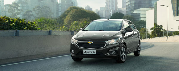 Chevrolet Onix 2019 เปิดตัวครั้งแรกและเป็นทางการแล้วที่จีน