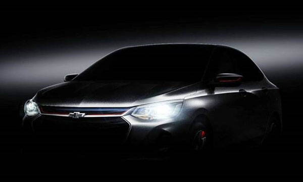 Chevrolet Onix Sedan 2019 เปิดตัวอย่างเป็นทางการแล้วที่ประเทศจีน