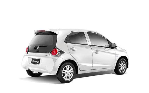 รูปลักษณ์ภายนอกของ Honda Brio ที่โดดเด่น กะทัดรัด เหมาะสำหรับใครที่ชอบรถยนต์อเนกประสงค์สไตล์มินิ
