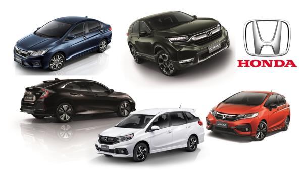 แนะนำรถยนต์น่าซื้อจาก Honda ที่ราคาน่าคบหาไม่เกิน 1 ล้านบาท !!