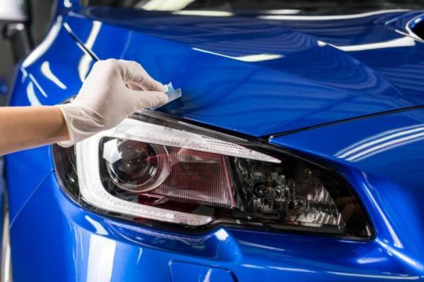การเคลือบสีรถจะช่วยปกป้องสีรถคุณได้ในระดับหนึ่ง