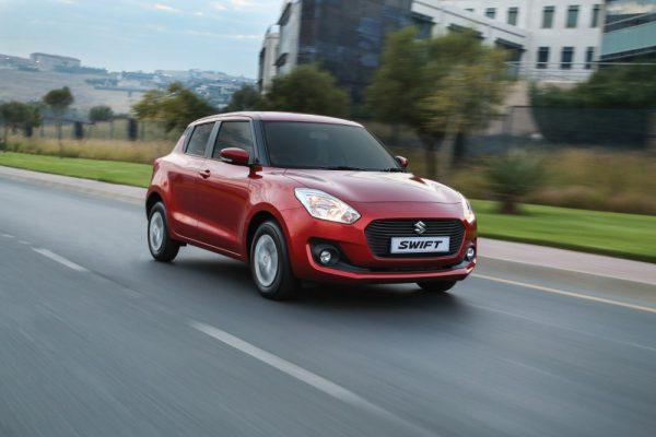 All New Suzuki SWIFT โดดเด่นด้วยดีไซน์ที่เป็นเอกลักษณ์แต่มีกลิ่นอายของรถยุโรป