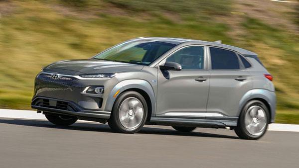 Hyundai Kona Electric 2019  ได้รับการออกแบบเพิ่มบุคลิกให้ทั้นสมัยยิ่งขึ้น