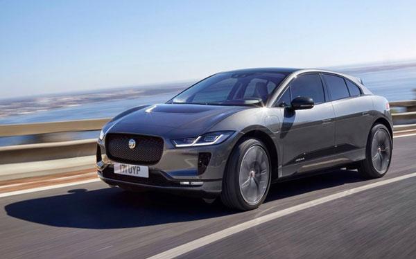 Jaguar I-PACE 2019 โดดเด่นสดุดตาชัดเจนทุกการเคลื่อไหว