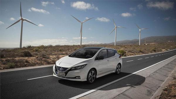 Nissan Leaf 2019 กับการออกแบบรูปลักษณ์ภายนอกใหม่ทั้งหมด