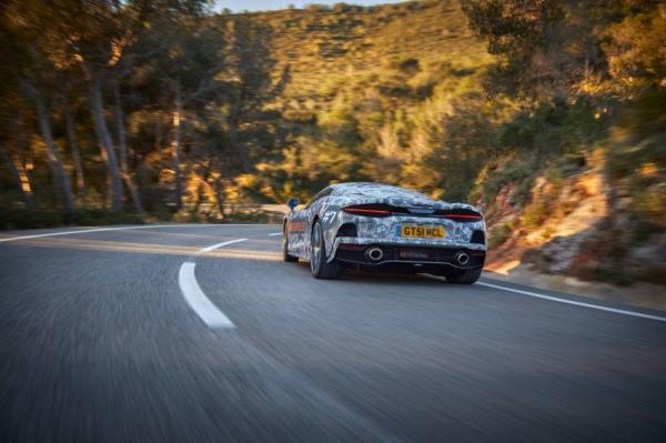 McLaren Grand Tourer จะมีการเปิดตัวในช่วงเดือนพฤษภาคมที่ใกล้จะถึงนี้
