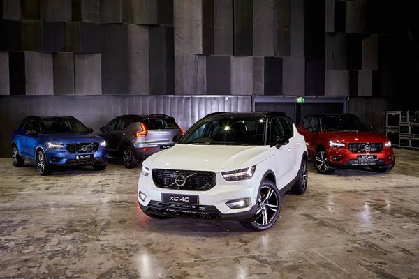 ทาง Volvo จะเปิดตัว Volvo XC40 รุ่นพลังงานไฟฟ้า ในปลายปีนี้ และจะวางจำหน่ายในปี 2563