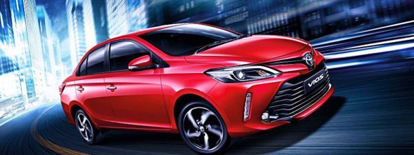 รีวิว Toyota Vios