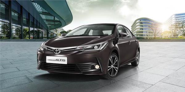 รีวิว Toyota Corolla Altis