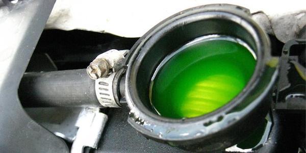 ตรวจสอบระบบหล่อเยนอย่างสม่ำเสมอ เพื่อป้องการเครื่องยนต์ที่ร้อนจนเกินไป