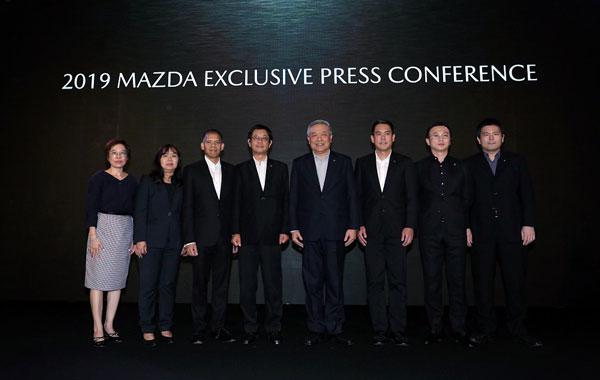 เติบโตที่สุดในโลก 2 ปีซ้อน กับ Mazda ประเทศไทย!! พร้อมยกขบวนรถยนต์รุ่นใหม่เตรียมเปิดตัว