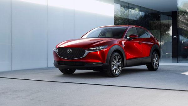 All New Mazda CX-30 โดดเด่นสดุดตาชัดเจนทุกการเคลื่อไหว