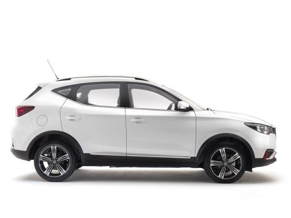 MG ZS Limited Edition 2019 กับการออกแบบรูปลักษณ์ภายนอกใหม่ทั้งหมด