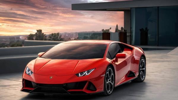 รีวิวภายนอก Lamborghini Huracan Evo