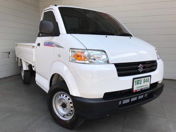 ขายรถมือสอง Suzuki Carry ที่คุ้มค่าเเละน่าซื้อสุดๆ ได้ที่ตลาดรถ Chobrod.com