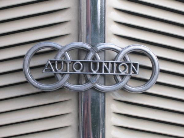 บริษัท Auto Union ที่เป็นการรวมตัวกันของค่ายรถยนต์ 4 ค่าย