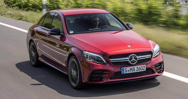 รถสุดหรูประกอบในไทย Mercedes-AMG C 43 Sedan เตรียมเปิดตัวปลายเดือนเมษายนนี้