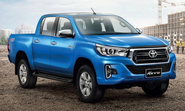 Toyota Hilux Revo พบปัญหาเสียงลมเข้าห้องโดยสารขณะขับขี่