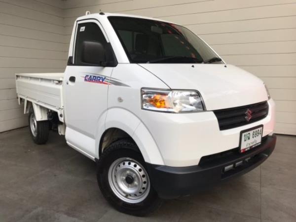 ขายรถ Suzuki Carry มือสองปี 2018 ราราเร่มต้น 259,000 บาท