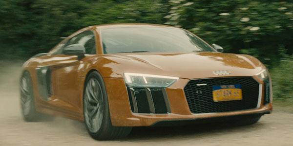 รถสุดหรูในห้องทำงานของ Tony Stark กับ Audi R8
